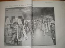 Funeral march Potsdam Germany Empress Frederick 1901