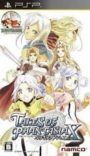 Used PSP Tales of Phantasia: Narikiri Dungeon X  SONY PLAYSTATION JAPAN IMPORT
