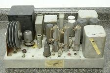 50s vintage RCA tube mic pre-amp A&B voltage Power Supply MI-10518