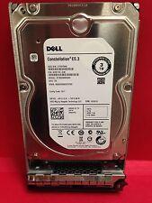 "DELL Seagate 3TB SATA 7.2K  3.5"" LFF 6Gbps Hot Plug HDD ST3000NM0033 DPN/ RWV72"