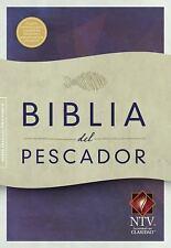 NTV Biblia Del Pescador, Tapa Dura (2015, Hardcover)