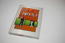 +++ The LAST NINJA Atari 2600 Video Game Atari2600.com 2007 NEW in BOX