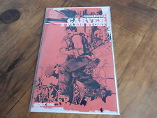 Chris Hunt's Carver - A Paris Story Variant Red Cover Low Print Run Z2 Comics