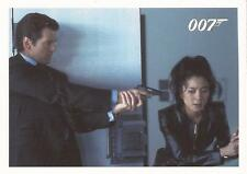 """James Bond Archives 2014 - """"Tomorrow Never Dies"""" Chase Card #035"""