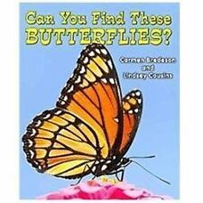 Can You Find These Butterflies? (All About Nature)