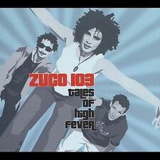 """CD - Zuco 103 """"Tales of High Fever"""" Brazilian Portugese 2005 Six Degrees"""