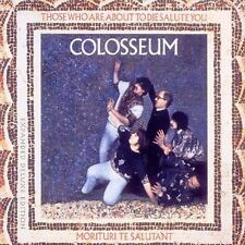 Those Who Are About to Die Salute You [UK] by Colosseum (CD, Apr-2011,...