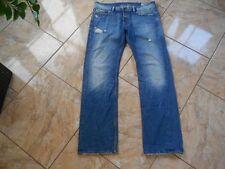 H3733 Diesel viker r Jeans w34 bleue bien