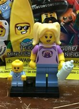 NEW STILL FACTORY SEALED LEGO MINIFIGURE SERIES 16 BABYSITTER W/ BABY FREE S/H!