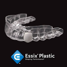 *Upper or Lower*Professional Custom SECURE TEMPORARY TOOTH in clear retainer**