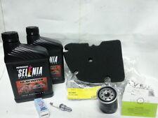 Kit de mantenimiento Piaggio MP3 300-filtros aire + filtro aceite + + vela