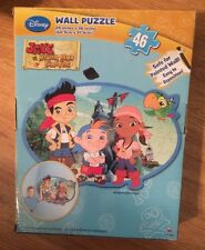 Jake And The Never Land Pirates Wall Puzzle