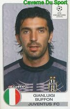 135 GIANLUIGI BUFFON ITALIA JUVENTUS STICKER PANINI CHAMPIONS LEAGUE 2001-2002