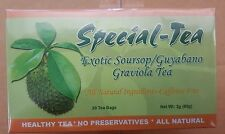 Special-Tea Exotic Soursop/Guyabano Graviola Tea