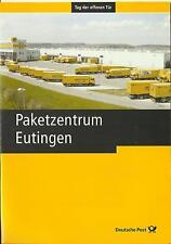 Kontaktgabe Deutsche Post AG -Tag der offenen Tür PZ Eutingen