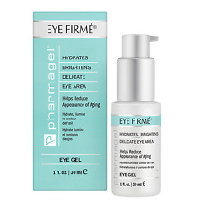 PHARMAGEL EYE FIRME EYE GEL 1 OZ / 30 ML