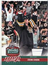 "2009-10 Upper Deck MVP ""Winter Classic"" WC13 Zdeno Chara"