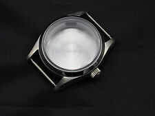 Explorer style watch case for ETA 2824 ETA 2836 Seagull ST2130 sapphire crystal