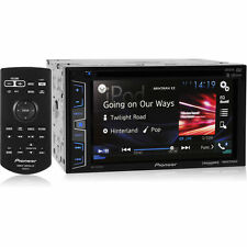 "Pioneer AVH-X3800BHS Double DIN DVD Bluetooth Car Stereo w/6.2"" Screen & Sp"