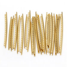 21 Pcs Fingerboard Frets Fret Wire Copper For Classical Acoustic Guitar 2.0mm