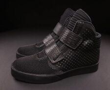 Nike Flystepper 2K3 PRM Premium Blackout Black Chrome 677473-001 Rare Exquisite