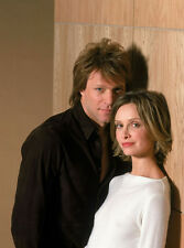 Jon Bon Jovi and Calista Flockhart UNSIGNED photo - D1910