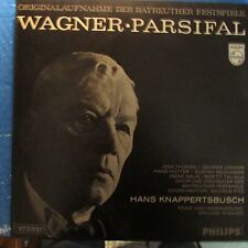 Wagner - Parsifal Hans Knappertsbusch 5 Lp Box Set Holland Import on Philips