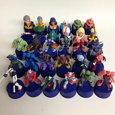Pepsi Bottle Cap Collection Mini Figure Gundam 30 pcs Set Import Japan