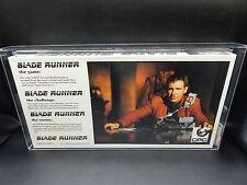 AFA 85 vintage BLADE RUNNER board game 1982 CPC Harrison Ford SEALED rare htf !!