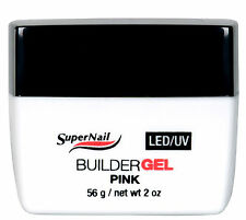 SuperNail LED/UV Builder Gel Pink 56g / 2oz - 51605
