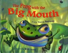 The Frog with the Big Mouth, , Good Condition, Book