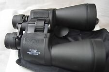 Day/Night 20-50x70 Military Zoom Powerful Binoculars Optics Hunting Camping Rub