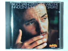 BRUCE SPRINGSTEEN The wild, the innocent & the e street shuffle cd IL ROCK ITALY