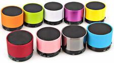 New Imported Mini Bluetooth Wireless Speaker (S10) - Multicolor