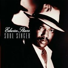 Edwin Starr Soul Singer CD NEW SEALED 2005 I Heard It Through The Grapevine+