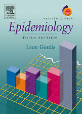 Epidemiology by Leon Gordis (Mixed media product, 2004)