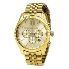 Michael Kors MK8281 Gold tone Men's Lexington Chronograph Watch