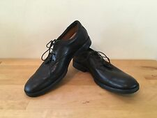 Timberland Men's Sz 11M Smart Comfort Oxford Dress Casual Shoes - Black Leather