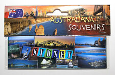 Sydney Australia Fridge Magnet Multy Images