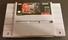 Contra III: The Alien Wars (Super Nintendo Entertainment System, 1992)