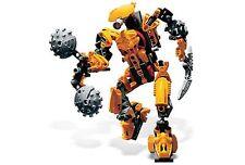 Lego 8755 Bionicle Metru Nui Visorak Keetongu + notice complet de 2005