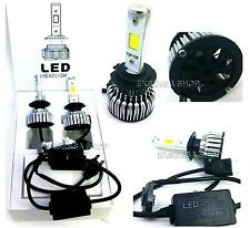 KIT H4 LAMPADE A LED CREE FULL LED 3200 LUMEN 6000K DIGITALE 12V 24V CAMIO AUTO