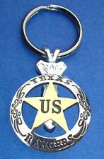 Western Cowboy Jewelry Texas Rangers Concho Key Ring Kit