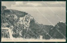 Napoli Sorrento Capodimonte cartolina XB2568