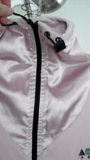 LADIES ITALIAN FREDDY PINK JACKET 100% COTTON, LESS THAN HALF PRICE