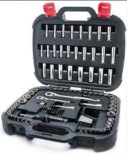 NEW 100 Piece Husky Mechanics Multi Tool Set-Wrenches-Screwdriving Bits-Sockets