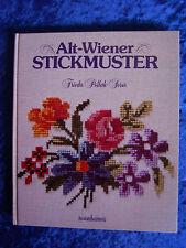 """""""Alt-Wiener Stickmuster"""" von Frieda Pollak-Sorer"""