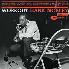 Hank Mobley WORKOUT Blue Note 75th Anniversary NEW SEALED VINYL LP