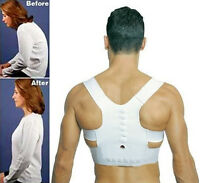 Magnet Posture Back Shoulder Corrector Support Brace Belt Posture Correction