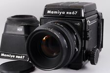 EXCELLENT+++ Mamiya RB67 Pro S Camera w/127mm f/3.8  + Outdoor loupe.#303